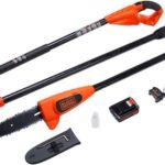 BLACK+DECKER LPP120 Cordless Pole Saw